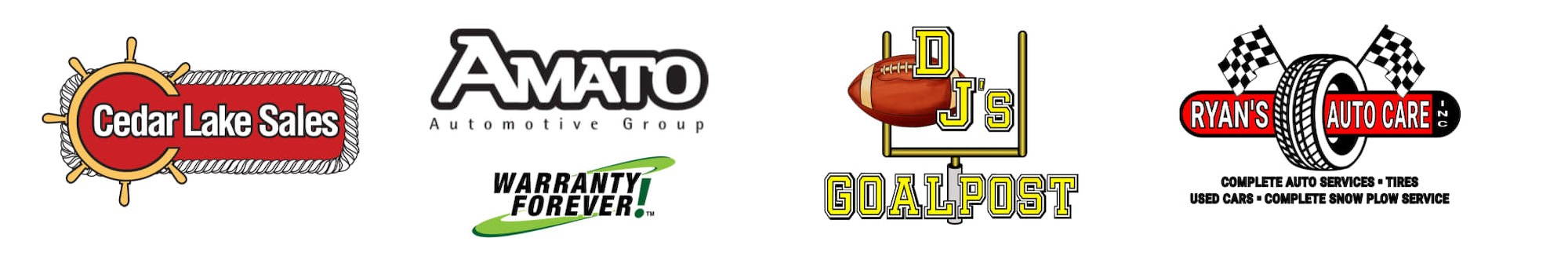 2019 Corporate Sponsors
